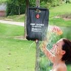 Соларен къмпинг душ
