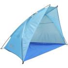 Плажна/рибарска палатка за двама души - еднослойна