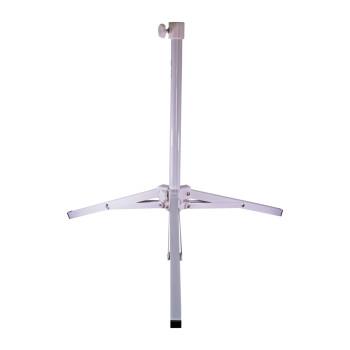 Малка метална стойка за чадър